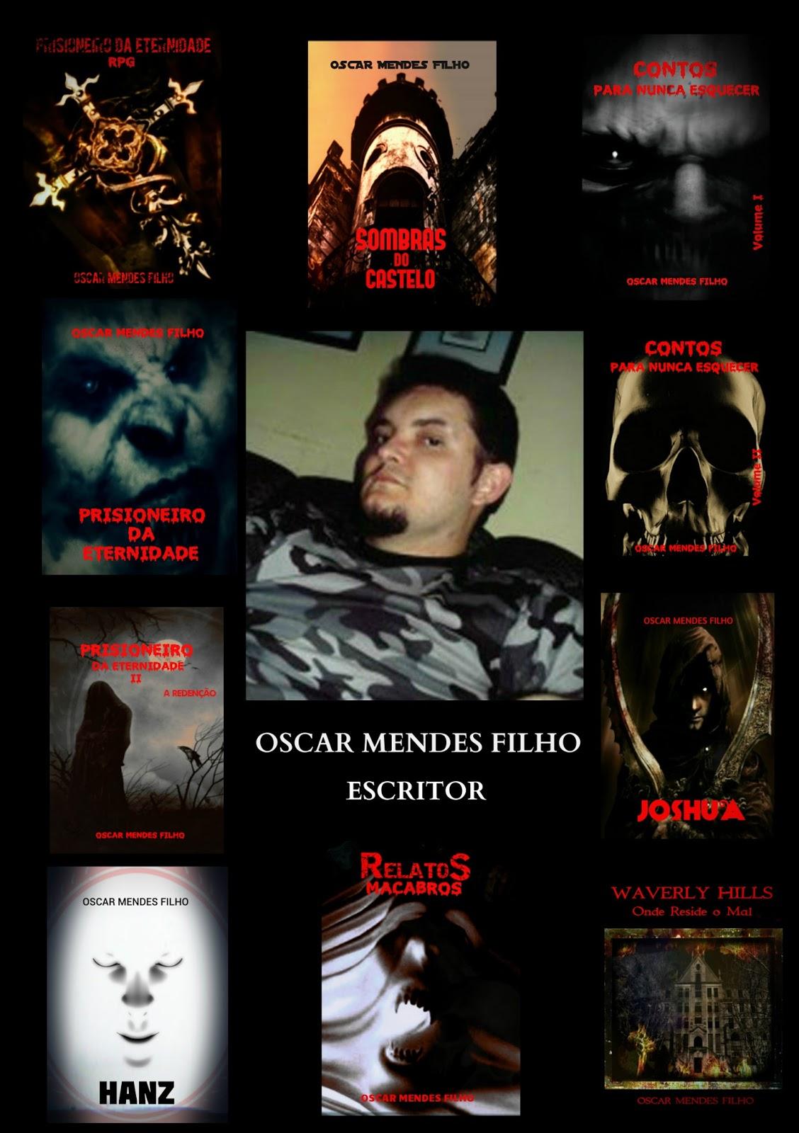 livros de terror Amazon