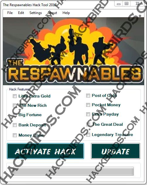 DOWNLOAD THE RESPAWNABLES HACK TOOL