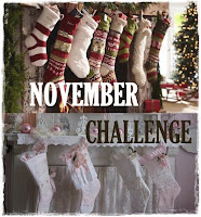 November Challenge -  Favourite Christmas Combo