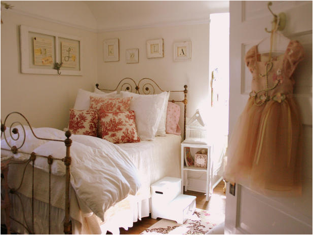 Creative Girls Rooms Done On A Budget Exotic House Interior