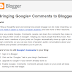 Google Integrasikan Google+ Comments dalam Blogger
