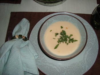 Julia Childs Vichyssoise