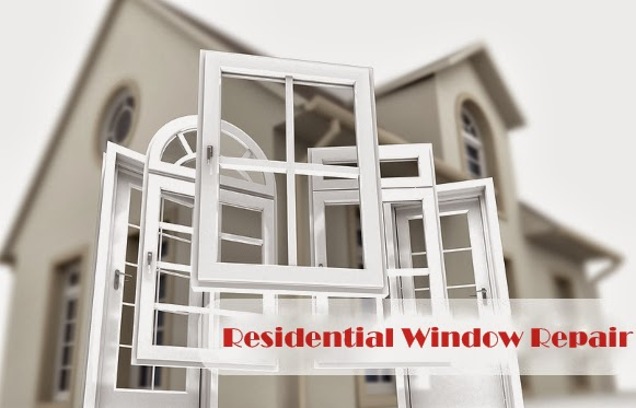 Window repair service for Residential window replacement