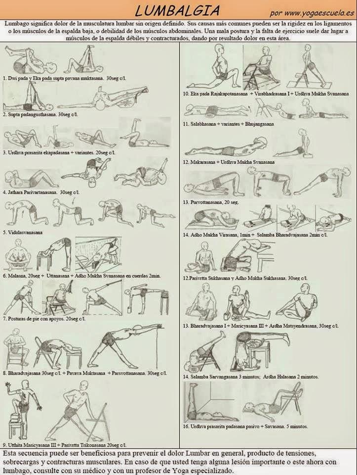 yoga lumbalgia