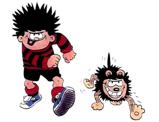 Dennis The Menace Cartoon Picture 4