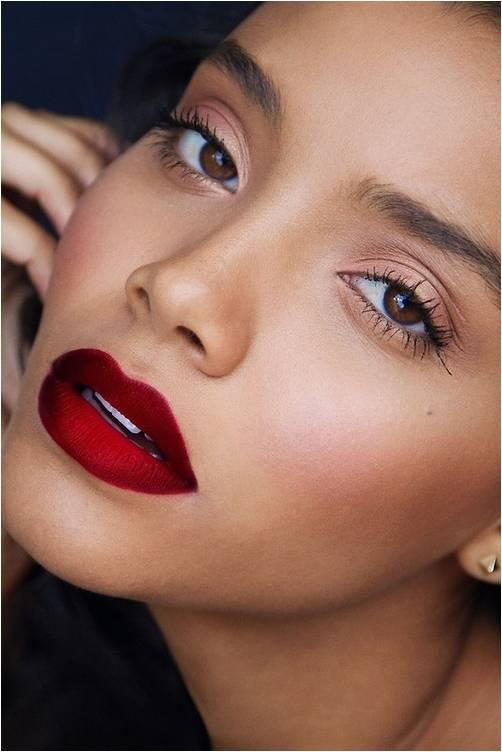 Extrêmement Le maquillage bicolore sur les lèvres | Cosmétiques etc LF58