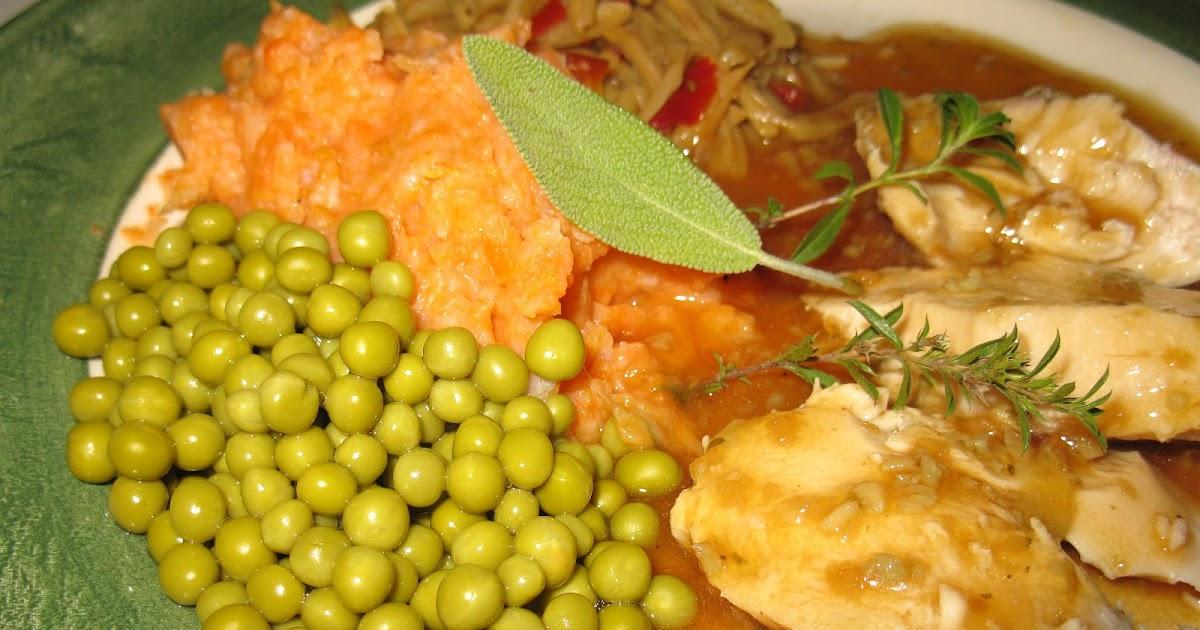 ma cuisinesans pr233tention poulet r244ti aux herbes