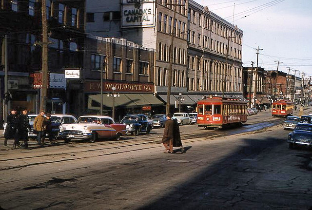 RIDEAU STREET PHOTO ARCHIVE | Urbsite