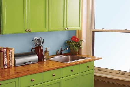 comment peindre une cuisine | meubles de cuisine - Peindre Meubles De Cuisine