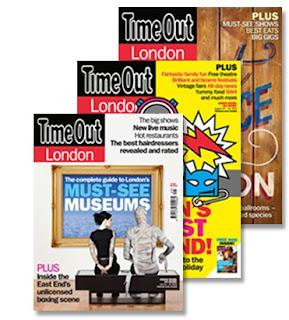 Brinde Gratis Assinatura Da Revista Time Out De Londres