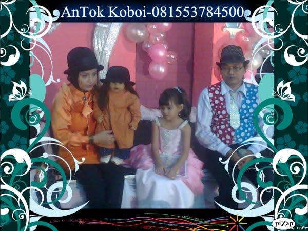 Antok & Kak Ria