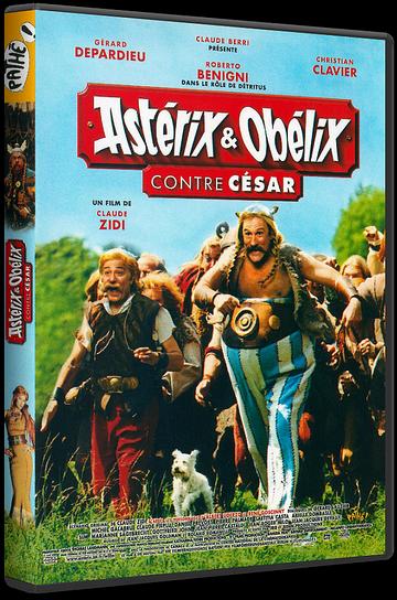Asterix Et Obelix. [Asterix et Obelix Contra