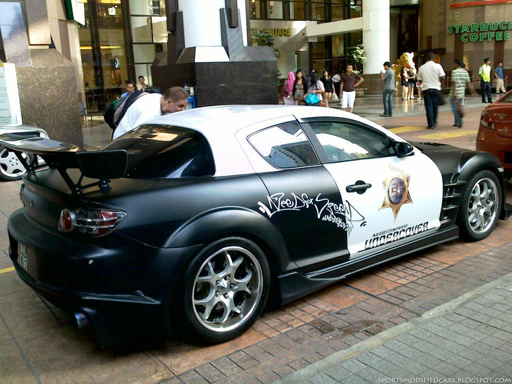 mazda rx8 black modified. posted by gembel maliter at 857 am mazda rx8 black modified k