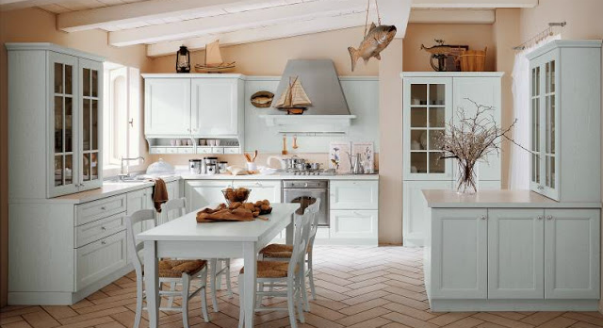 new tips to kitchen Scandinavian style