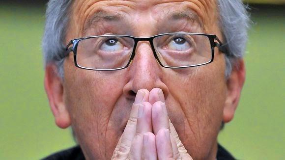 Jean Claude Juncker Presidente de la Comisión Europea