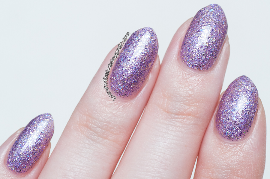 Mckfresh Nail Attire Planeteers polish collection Peace and Harmony