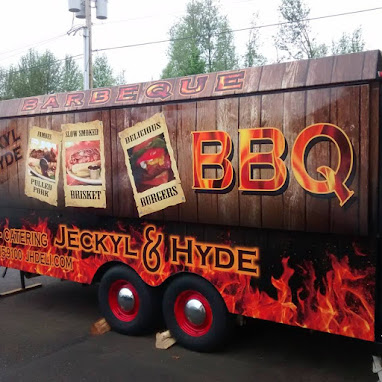 Jeckyl & Hyde BBQ & Ale House VOTED BEST BBQ IN BELLINGHAM!!