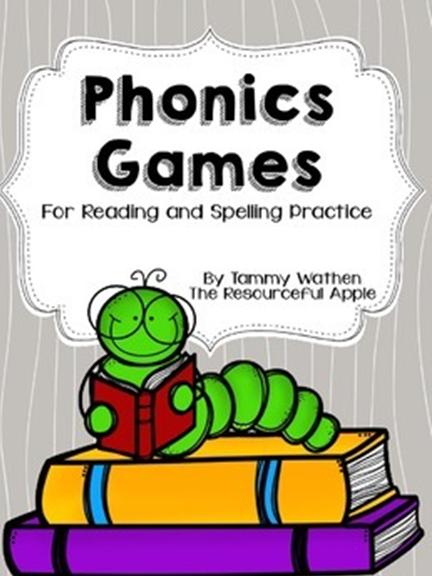 1st Grade Phonics