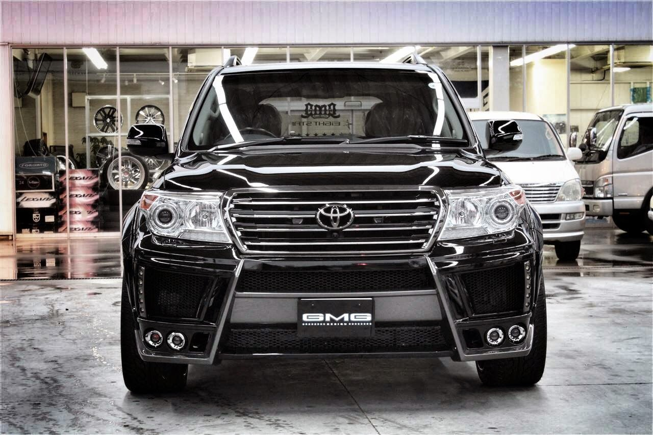 Toyota Land Cruiser 200 By GMG88