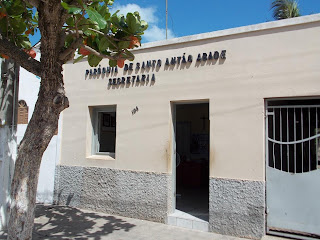 Secretaria Paroquial de Igreja de Santo Antão Abade