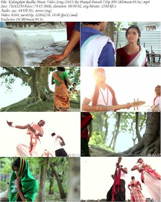 Kalongkini Radha Music Video Song (2015) By Pranjal Parash HD Download