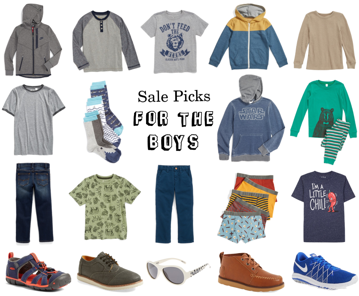 Top Boy Picks