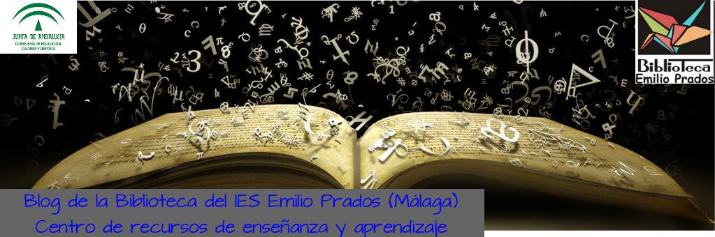 BIBLIOTECA IES EMILIO PRADOS