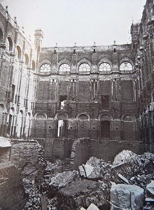 Bombed Out Guildhall