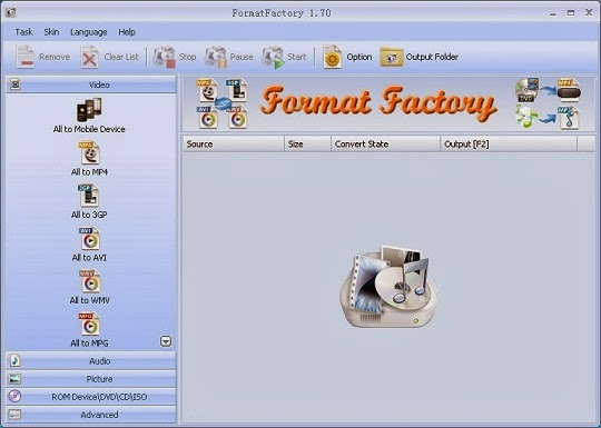تحميل برنامج Download Conversion Formulas Format Factory.jpg