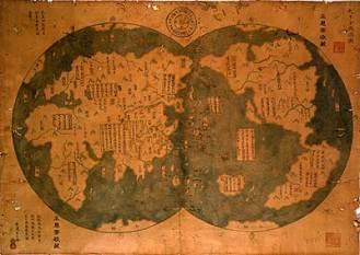 Colombus Bukan Penemu Benua Amerika?