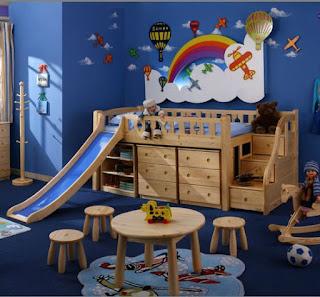 Decoración dormitorio niños