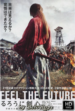 Rurouni Kenshin: La Leyenda Termina [1080p] [Latino-Japones] [MEGA]