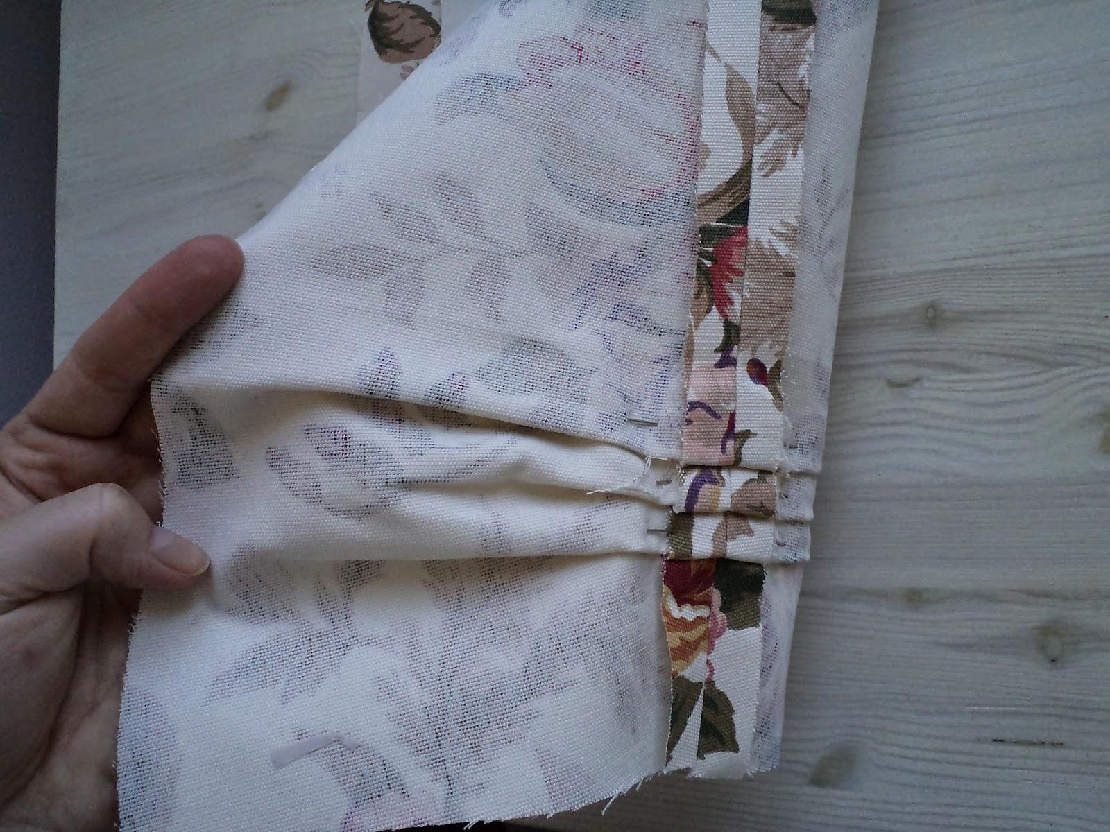 Przerabianie rękawa w marynarce, www.kingaszyje.blogspot.com