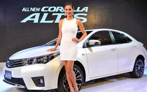 All-New Corolla Altis 2014