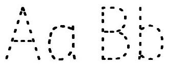 Cara Membuat Tulisan Dengan Huruf Putus-Putus ~ YPI Nurul ...