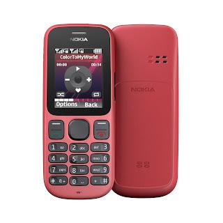 Nokia 100 Harga : Rp 199.000