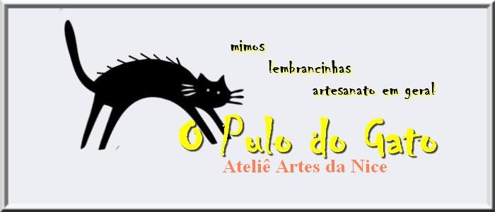 O Pulo do Gato - Ateliê Artes da Nice