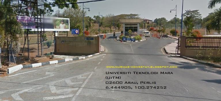UiTM Perlis MPP: Info Kolej UiTM Perlis