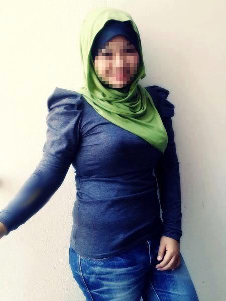 Foto perempuan Jilboobs - exnim