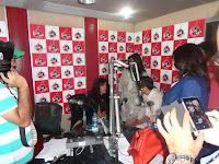 Priyanka Chopra and Ram Charan promotes Zanjeer in Delhi at different locations