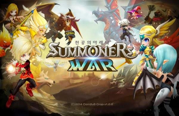 Summoners War : Sky Arena 1.3.1 Mod APK