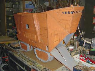 char des sable jawa