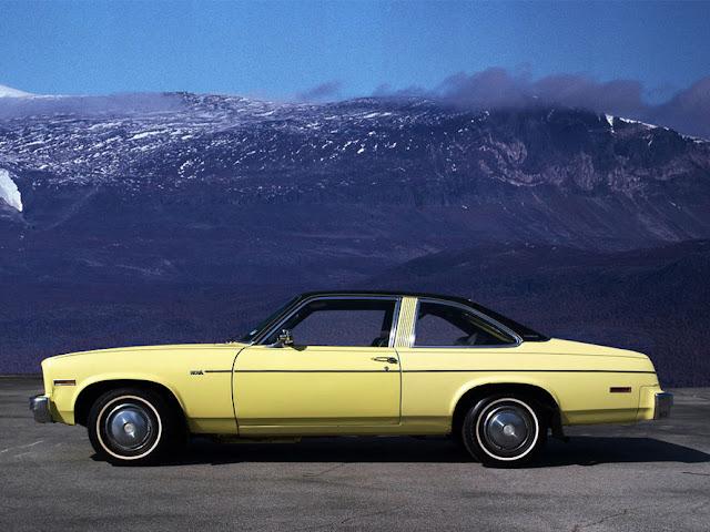 シボレー・ノヴァ 3-4代目 | Chevrolet Nova (1968-79)