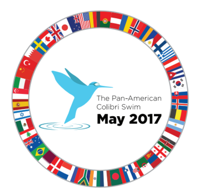 Pan-American Colibrí Swim /                                               Nado Panamericano Colibrí
