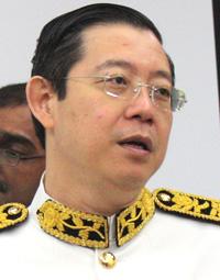 Lim Guan Eng Isu Hari Seniman