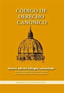 Código de Derecho Canónico. Manuales Técnicos Especializados de Derecho.