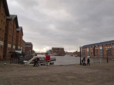 Muelles de Gloucester
