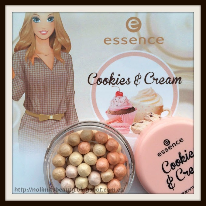 Essence: Cookies & Cream