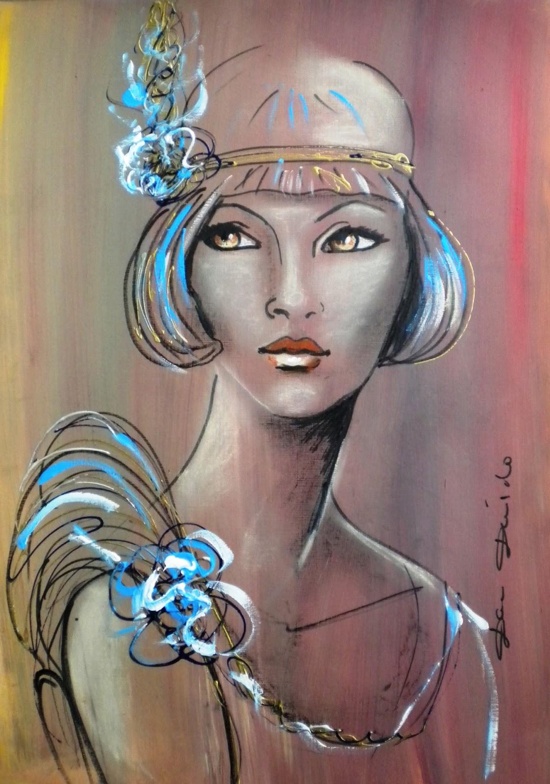 Art deco toekana for Art deco artists list