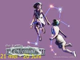 Lambang, Karakter dan Arti Zodiak Gemini